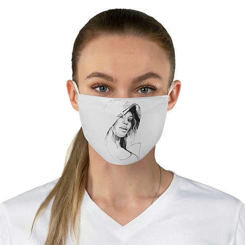 Homecoming Fabric Face Mask