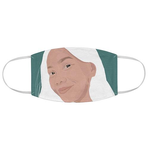 Joy Fabric Face Mask