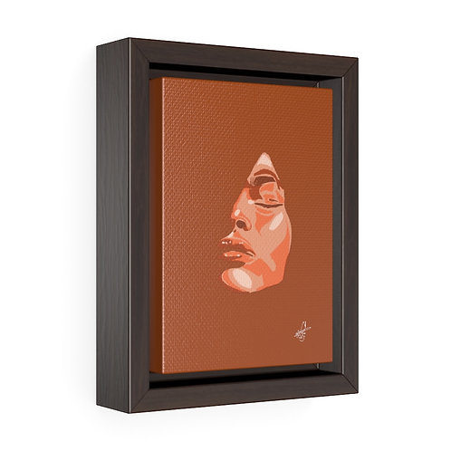 Passion Framed Premium Gallery Wrap Canvas