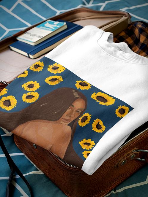 Sunflower Unisex Heavy Blend™ Crewneck Sweatshirt
