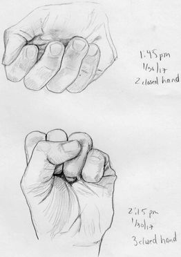 Fists #2