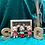 Thumbnail: Hand Crocheted Cartoon Key Ring