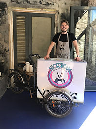 The Nicecream Copenhagen Bike