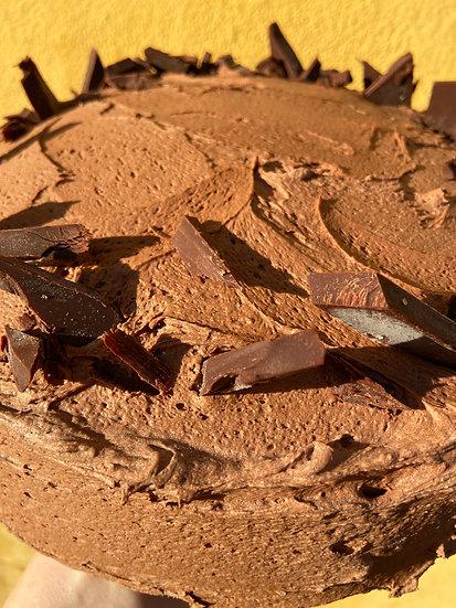 Chocolate Mocha Cake (Serves 10-12)