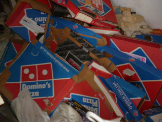 rooms got more dominos boxes