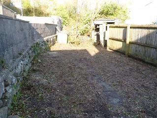after garden clearance bridgend