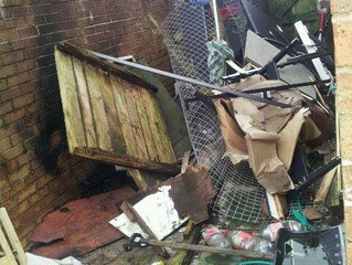House clearance cardiff, waste removal quote