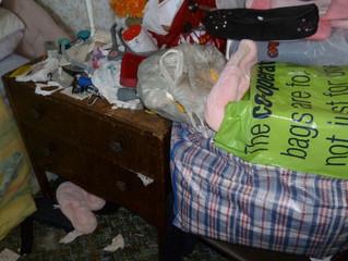 house clearance Pyle Porthcawl Jan 3rd 2015