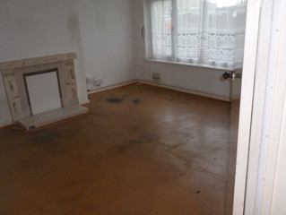 after house clearance Pyle Porthcawl  Jan 3rd 2015