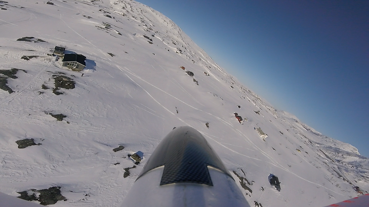 Riksgrensn Bjørnfjell