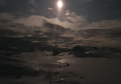 Full moon night mode
