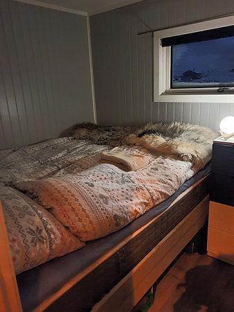 Norwegian cosy bed room visitwolfden.com