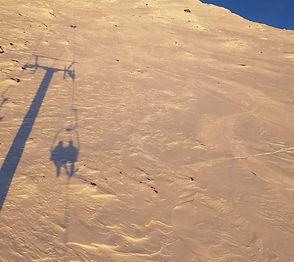 Skiing Riksgernsen