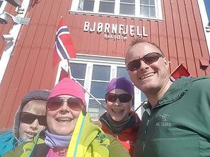 Bjørnfjell Narvik Ofotbanen railway