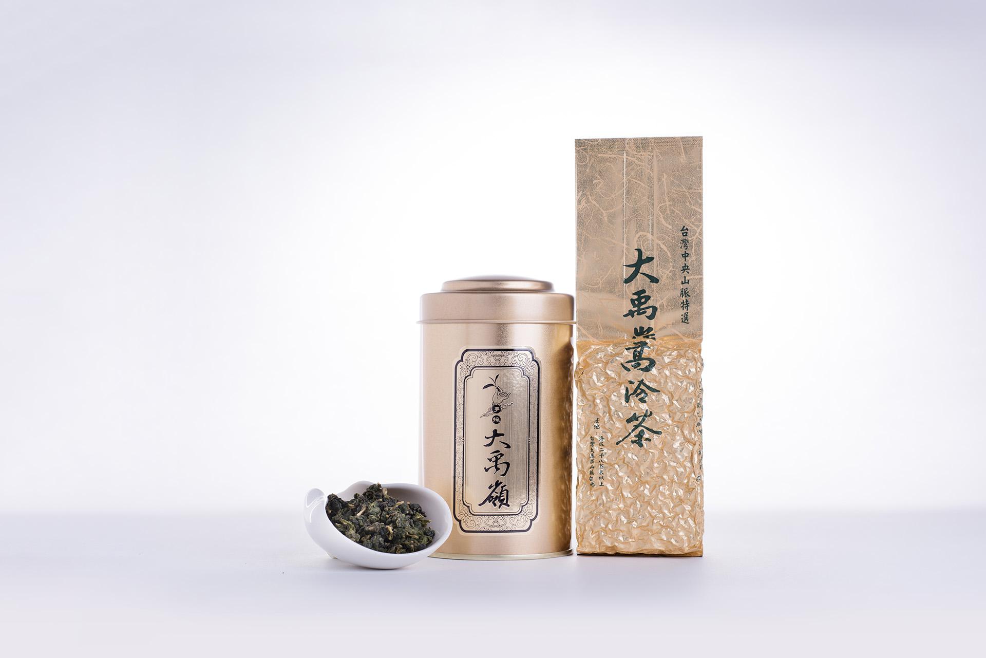 Dayu Charcoal Oolong Tea