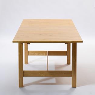 原木大會議桌