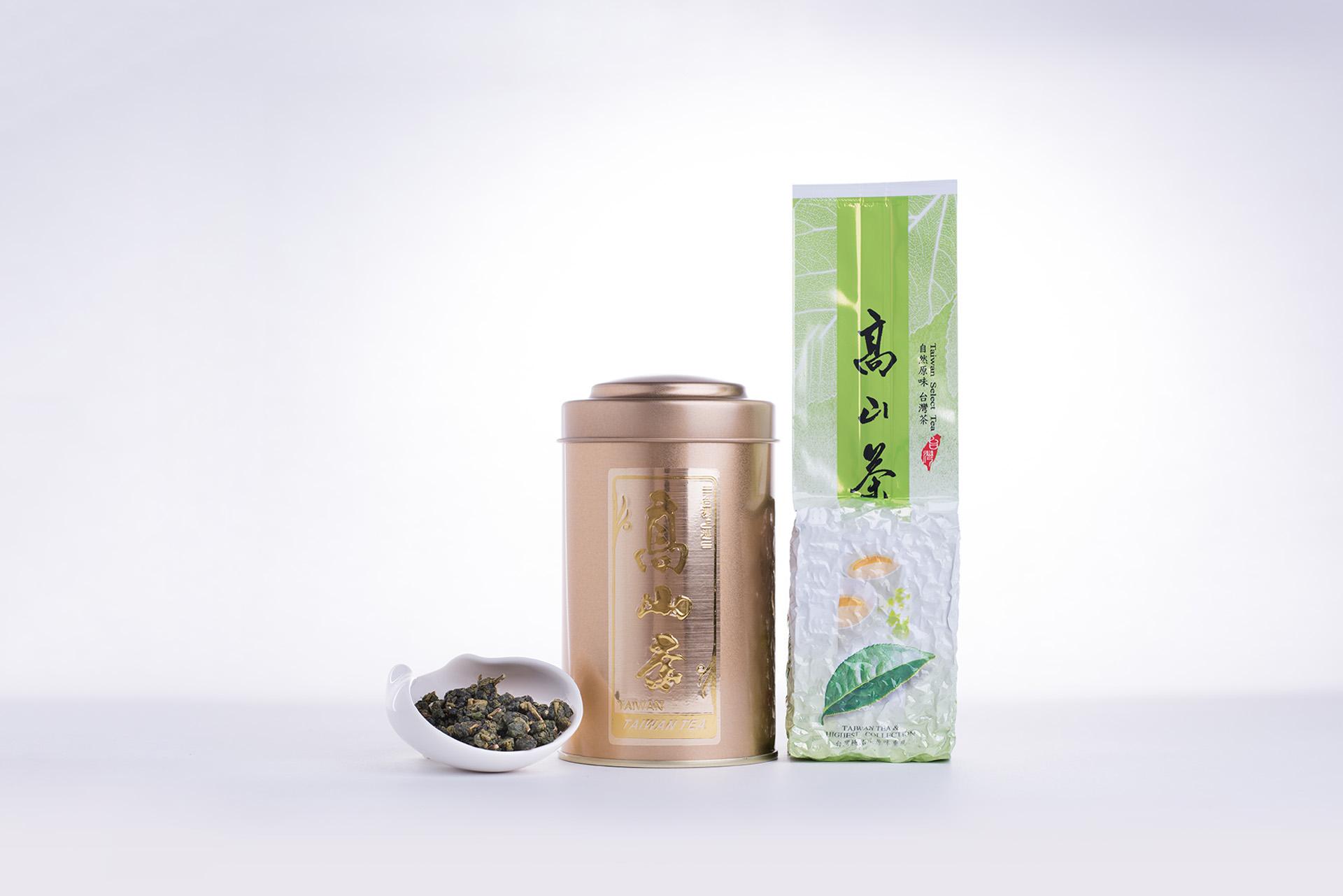 Alpine Oolong Tea