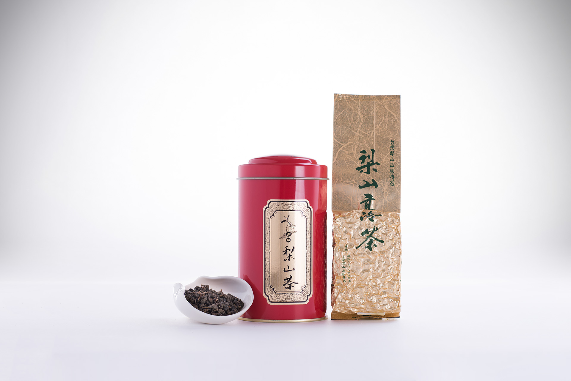 炭焙梨山茶