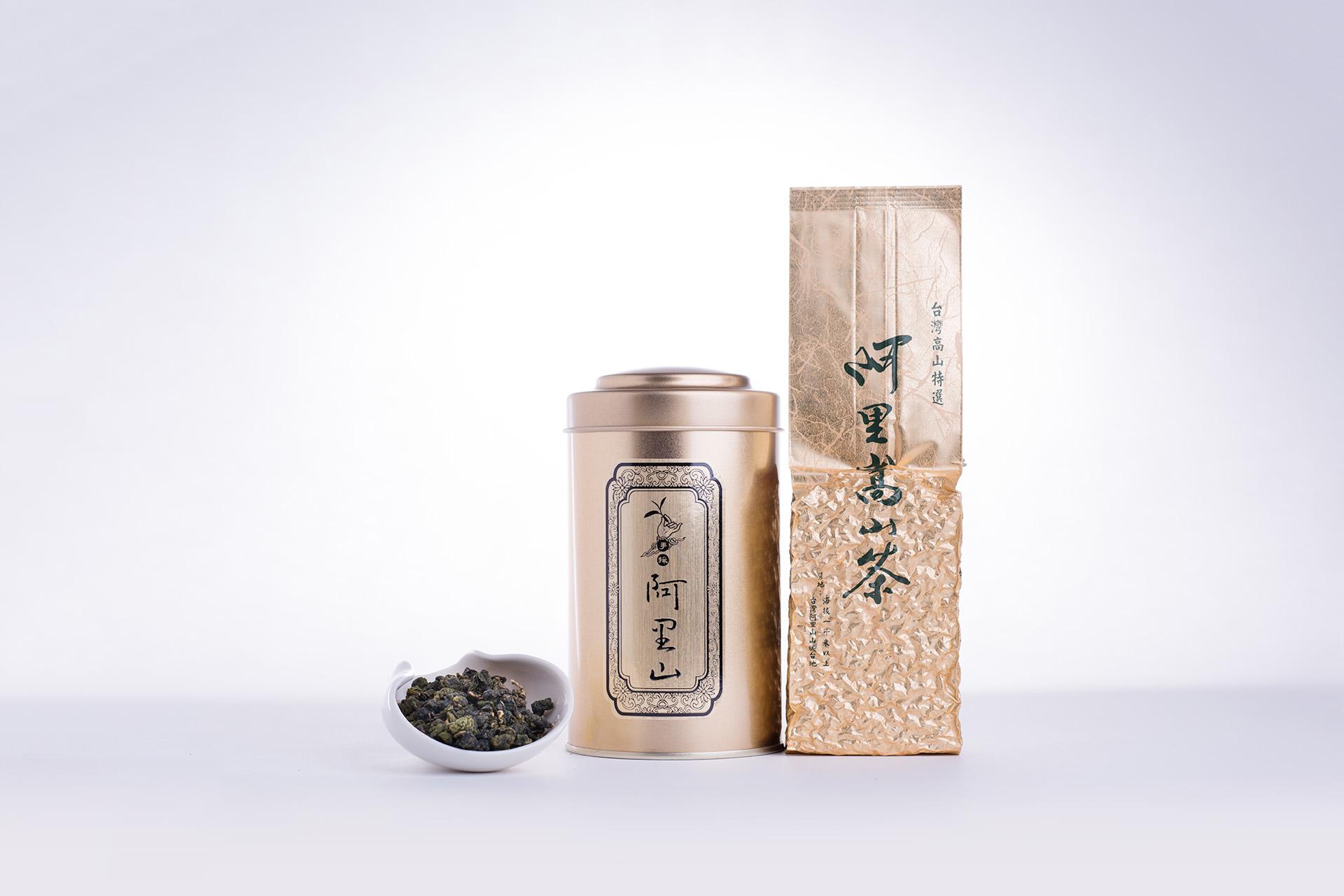 清香阿里山茶葉