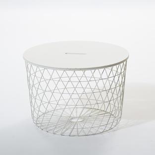 圓形置物桌