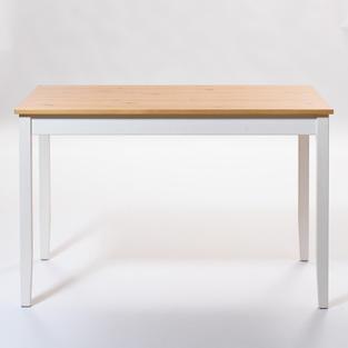 原木中四腳桌