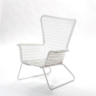 南洋風藤編椅