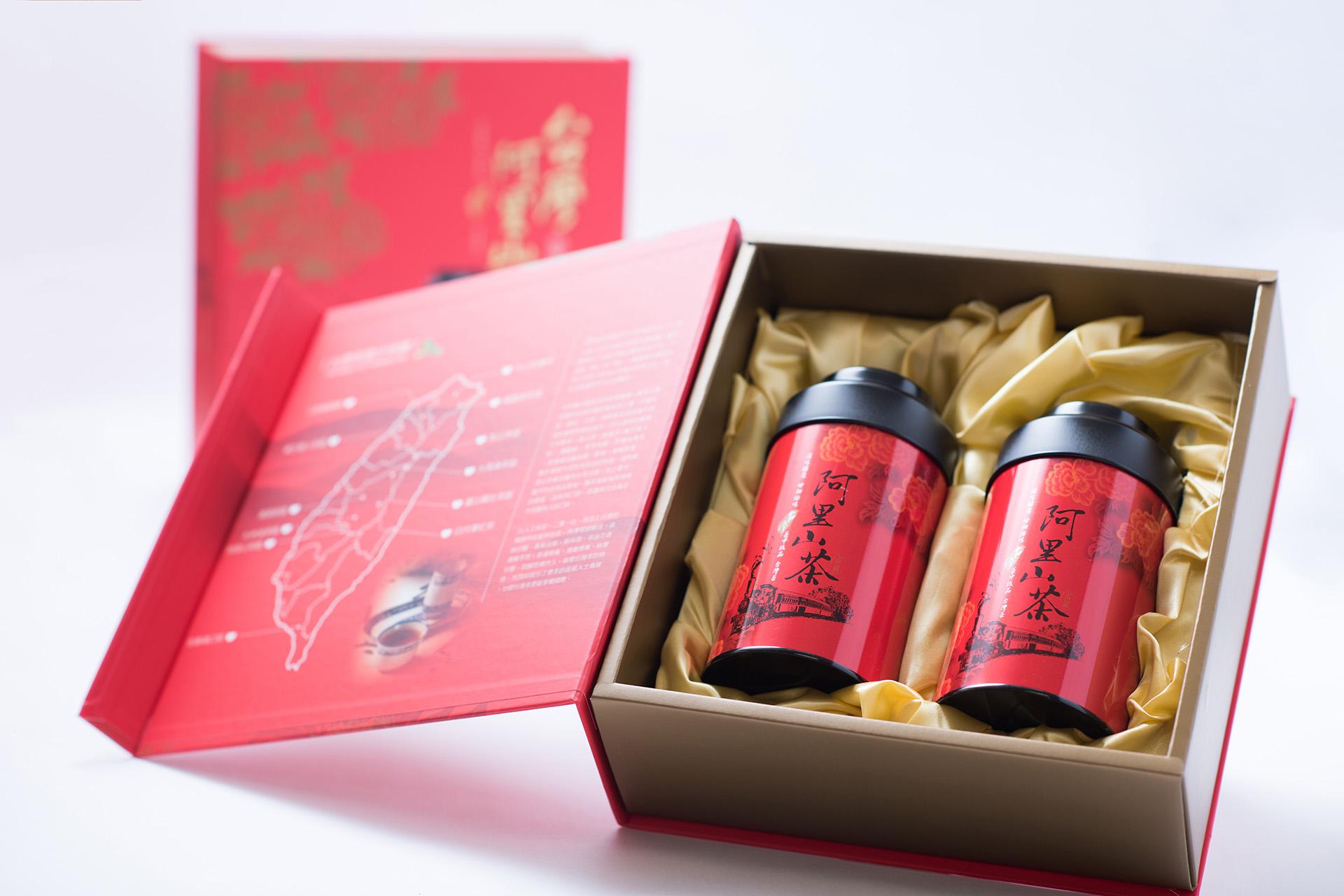 台灣阿里山禮盒組