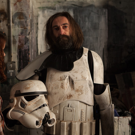 Producer Hank Starrs on the making of Star Wars documentary ELSTREE 1976