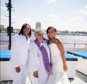 LGBTQ friendly wedding officiant