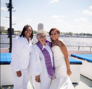 LGBTQ friendly wedding officiant