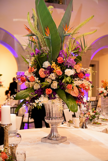 Floral Centerpiece Storybook Events