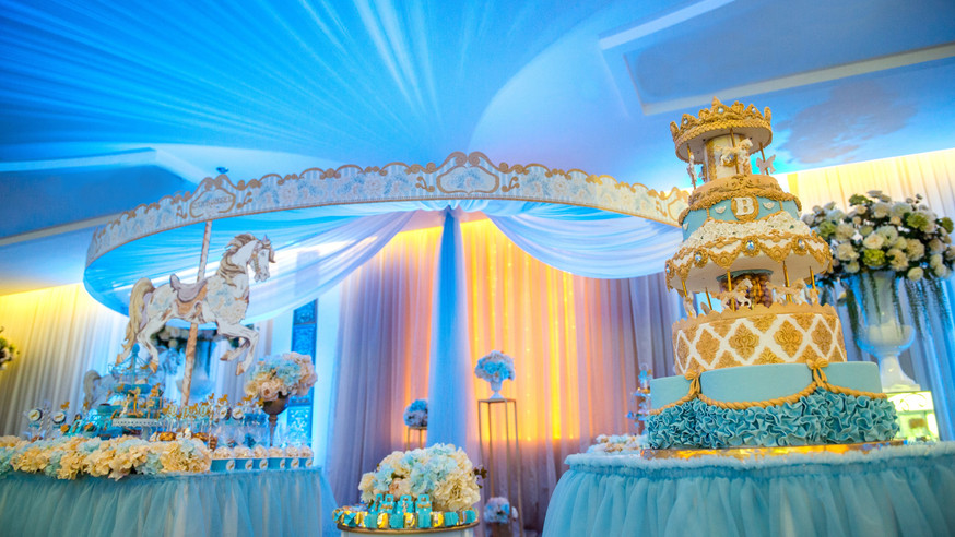 Carousel Theme Event Inspiration