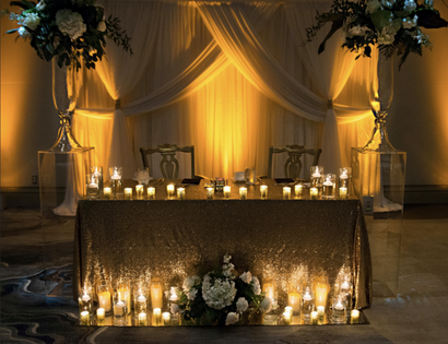 Beautiful Wedding Decoration by Storybook Events