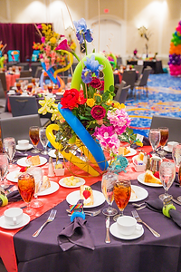 Eco Friendly Flower Arrangements by Storybook Events
