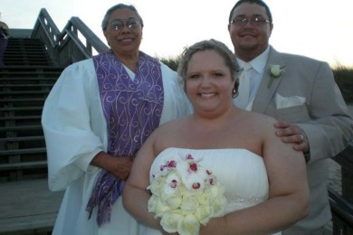 Beach Wedding Officiant