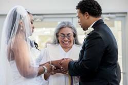 Female Wedding Officiant