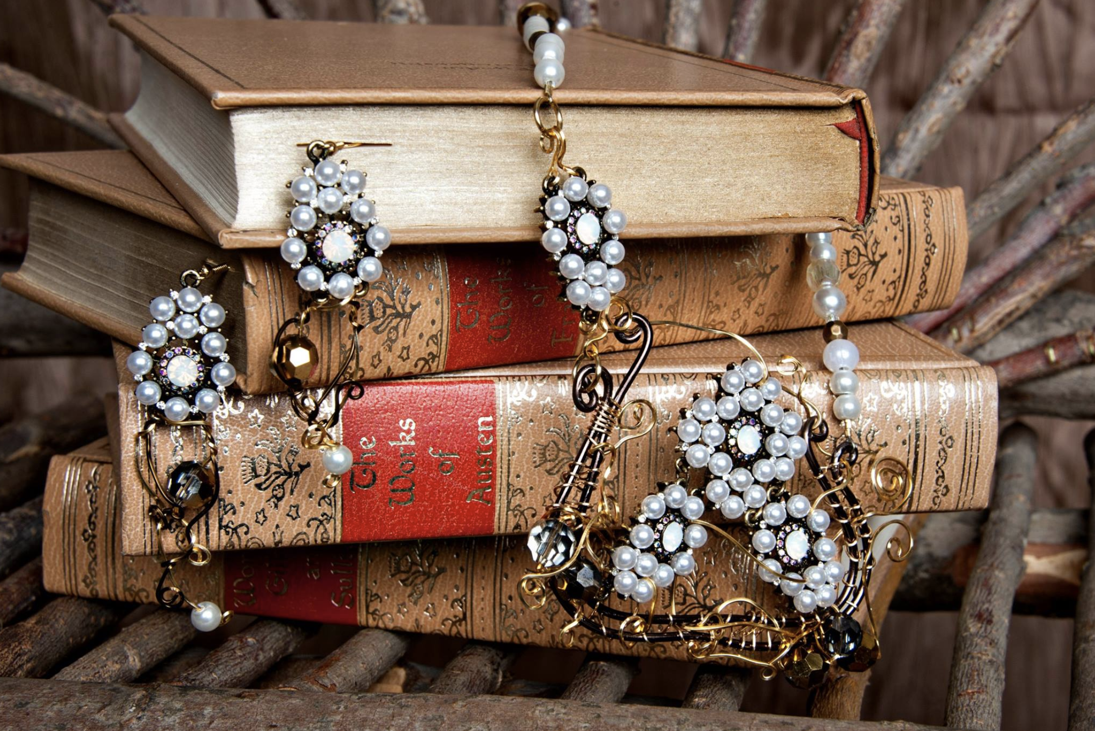 Storybook Events Custom Jewelry