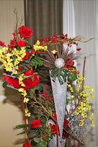 Oversized Floral Arrangements