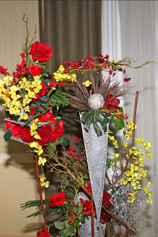 Oversized Floral Arrangements