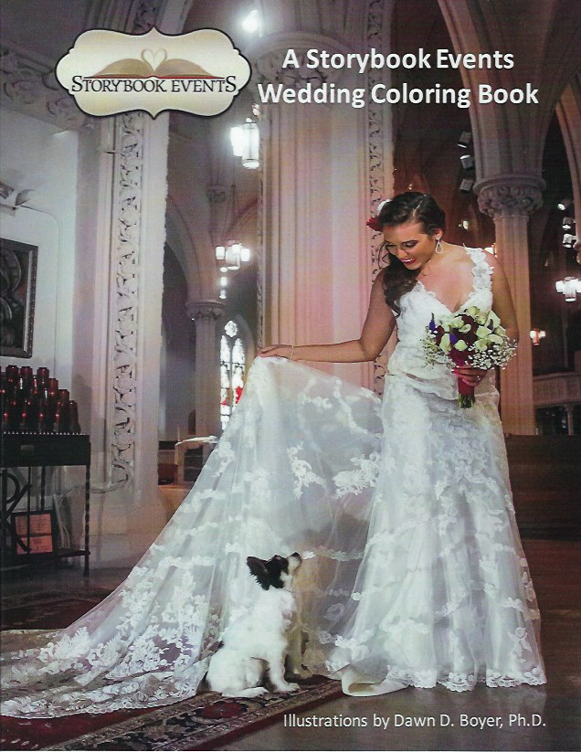 Storybook Events Coloring Books