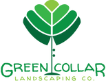 Green Collar Landscaping Logo