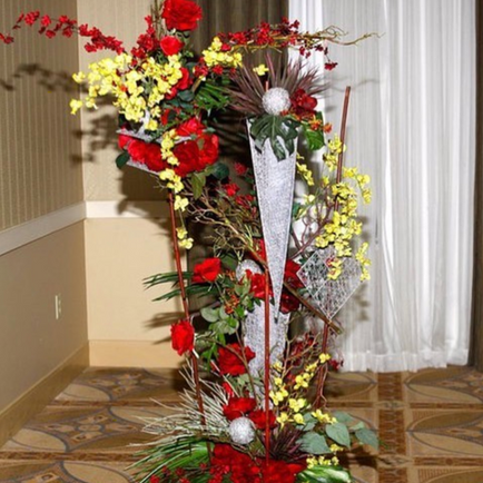 Floral Arrangements Storybook Events
