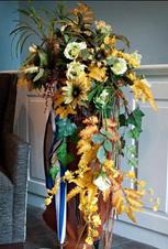 Oversized Floral Arrangements Storybook