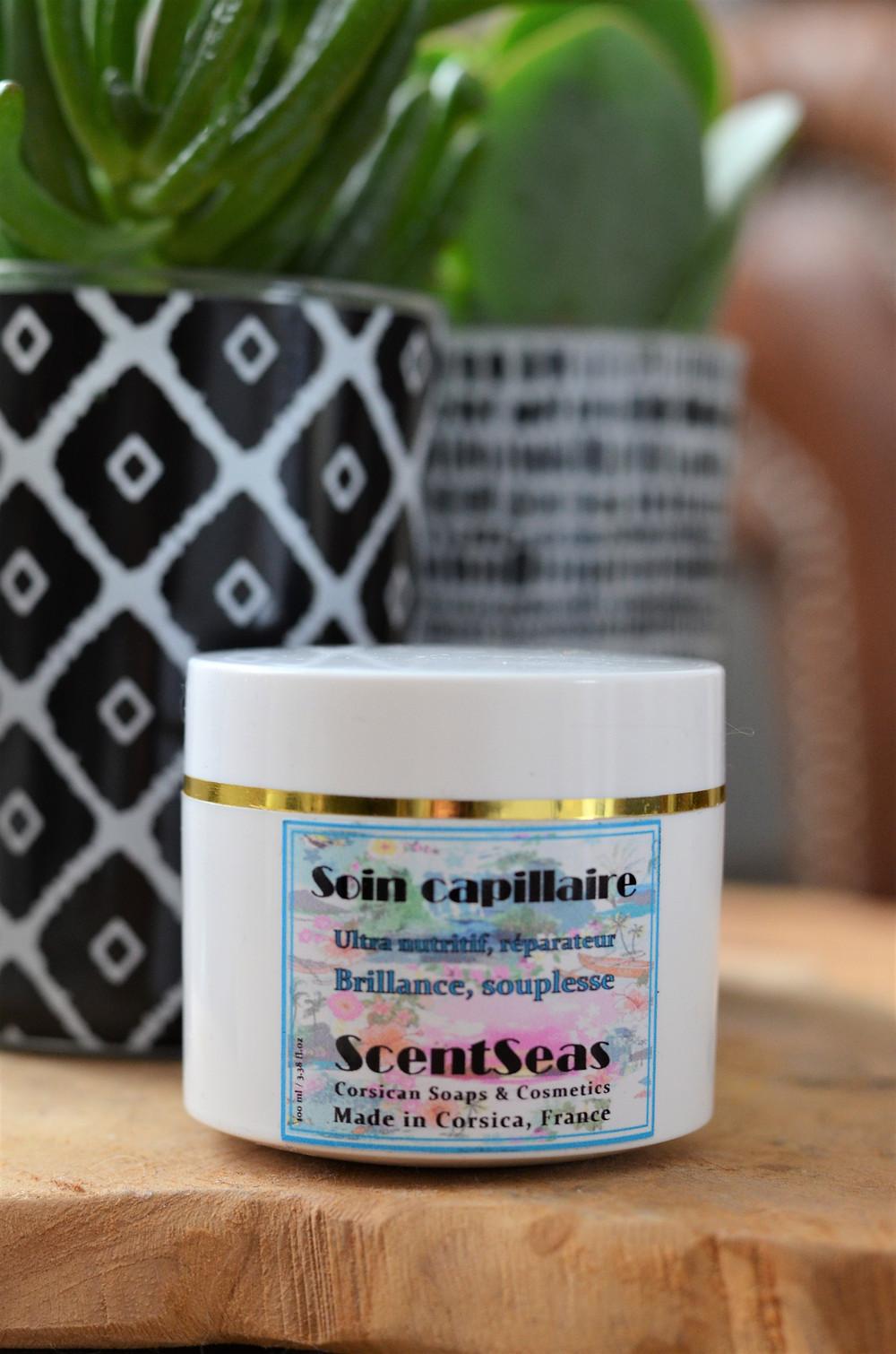 soin capillaire corsica beauty