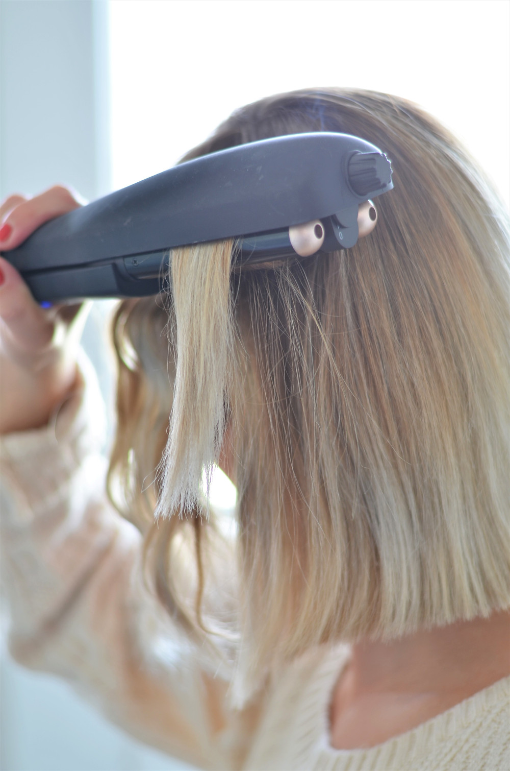 onduler ses cheveux
