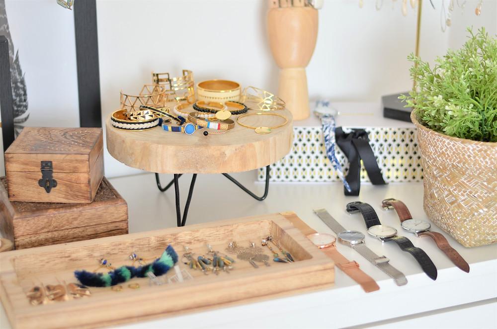 idée rangement bijoux