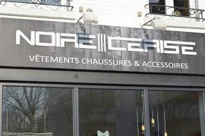 DECOUVERTE DE LA BOUTIQUE NOIRE CERISE