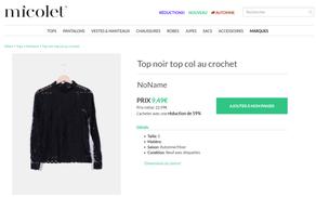 Micolet : comment remplir votre dressing à petits prix