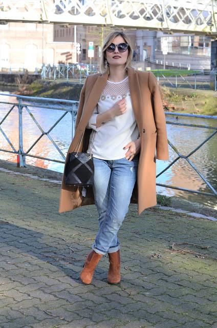 blouse grace et mila