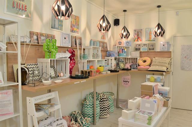 boutiques lille